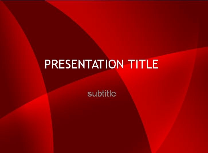 Free Powerpoint Presentation Templates S Ppt