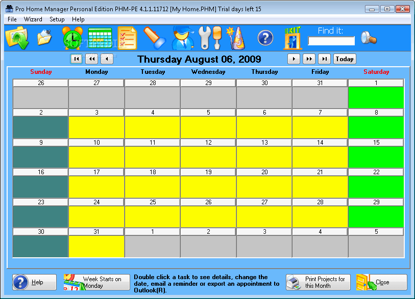 Free Preventive Maintenance software Excel Free Download