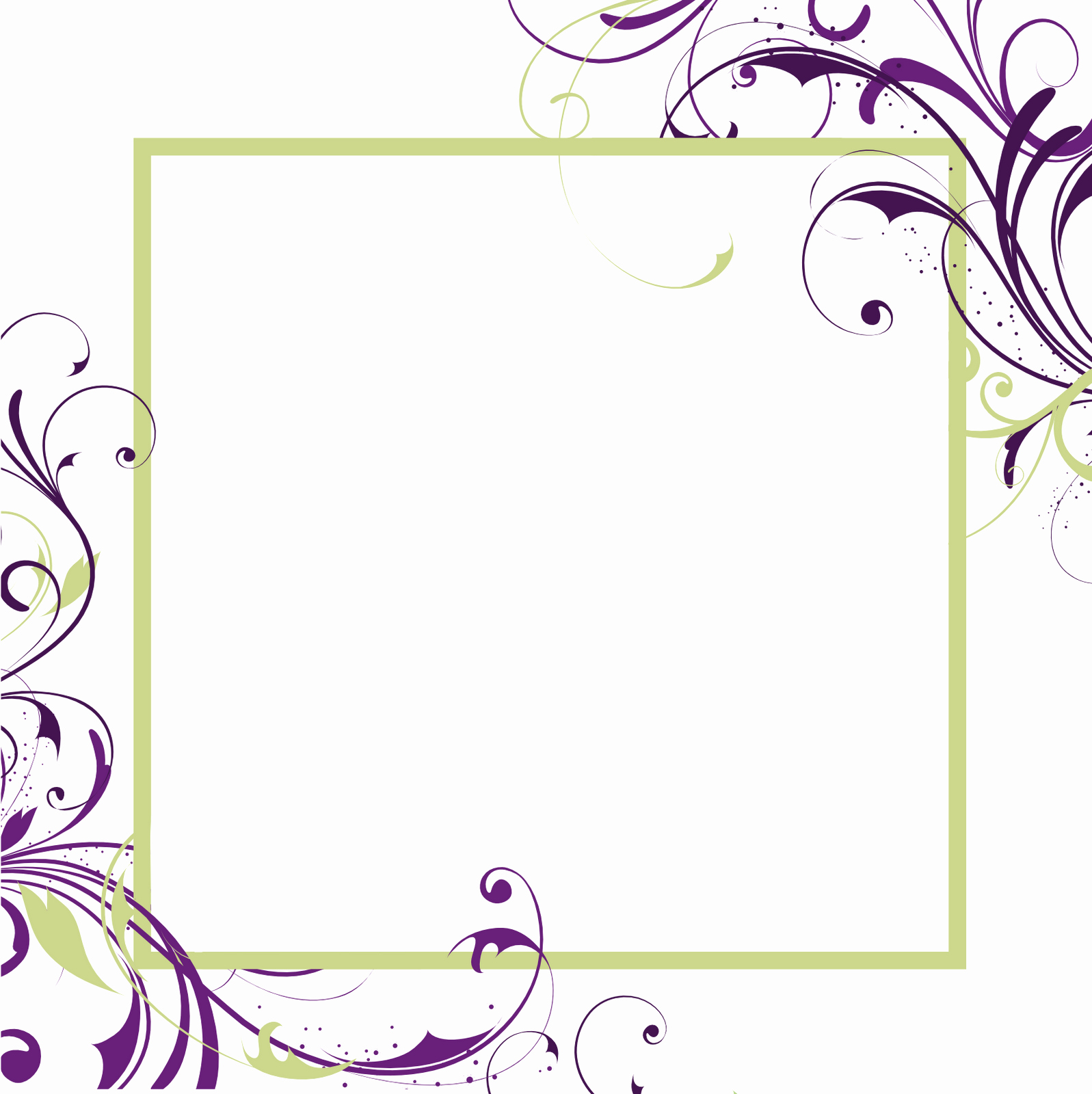 Free Printable Blank Invitations Templates