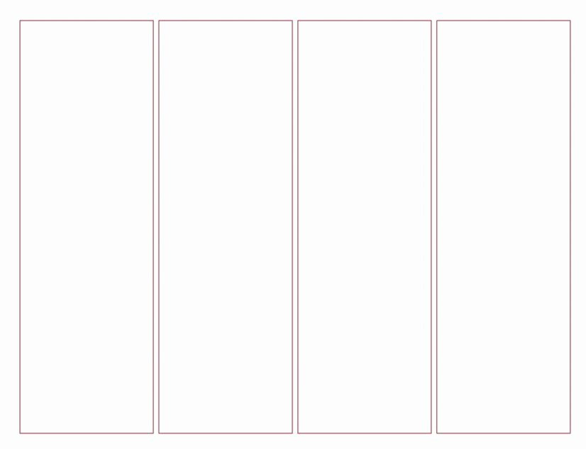 Free Printable Bookmark Template Word Pdf