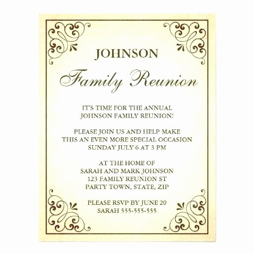 Free Printable Family Reunion Invitations Picnic