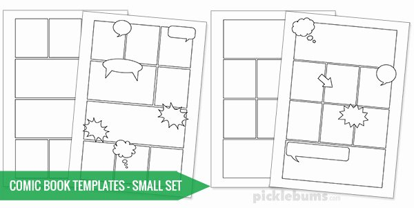 Free Printable Ic Book Templates Picklebums