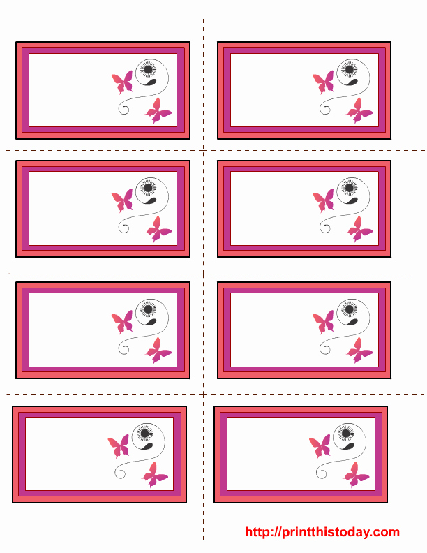 Free Printable Lables