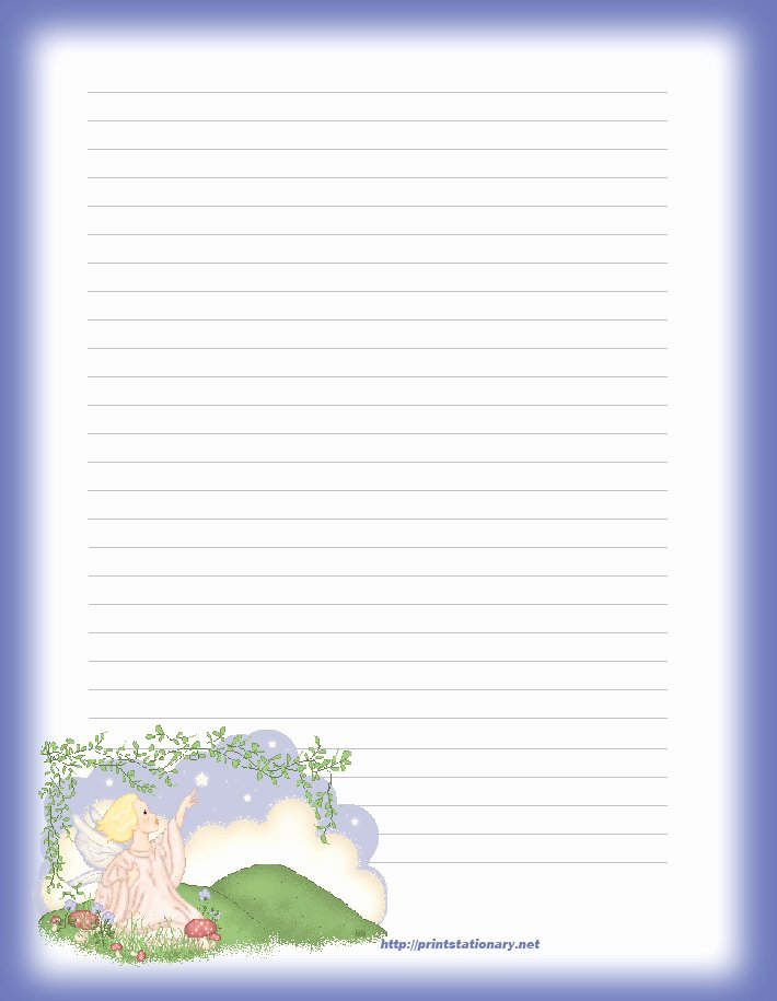 Free Printable Letter Writing Paper 28 Images Teddy