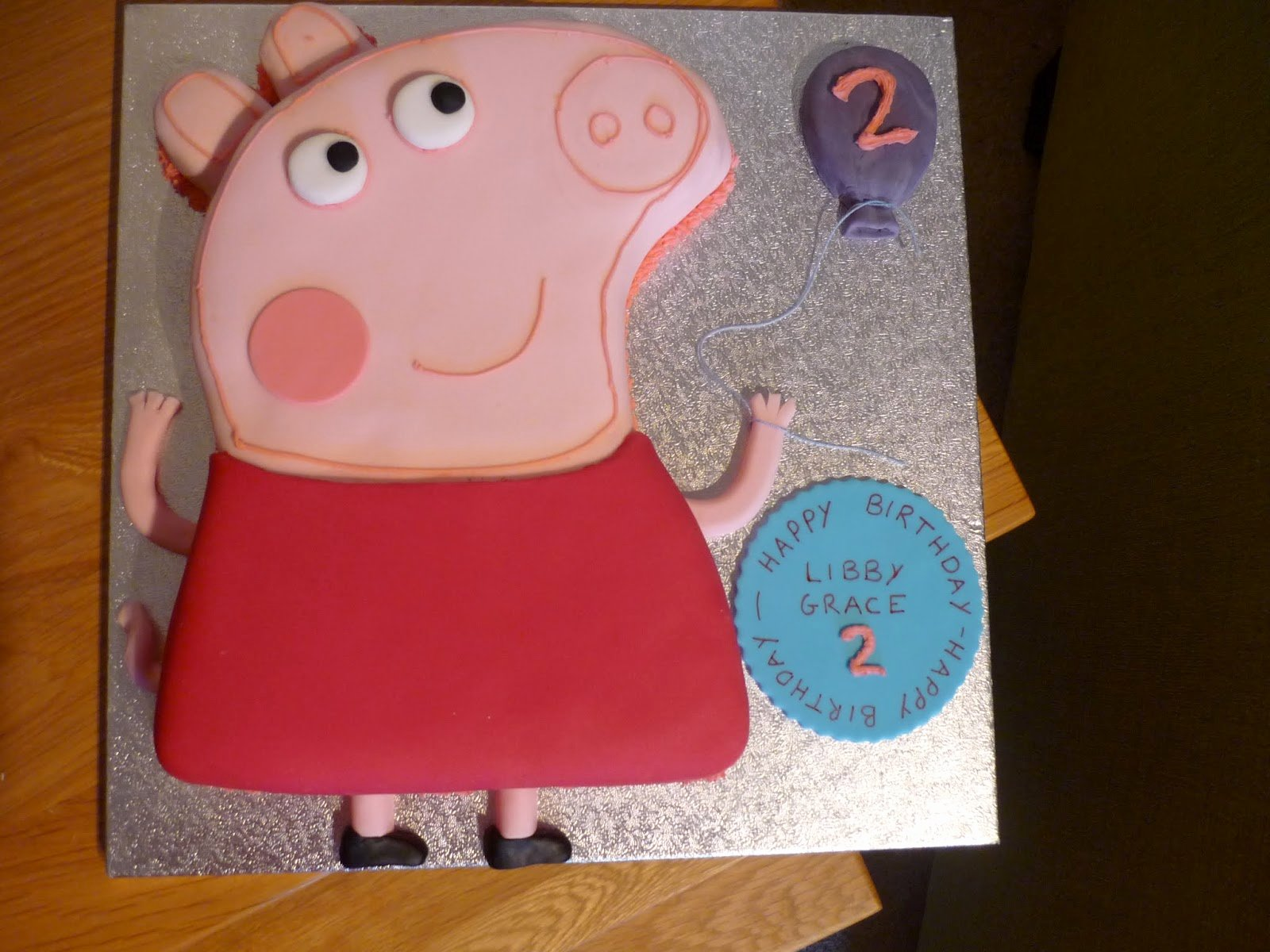 Free Printable Peppa Cake Ideas and Designs