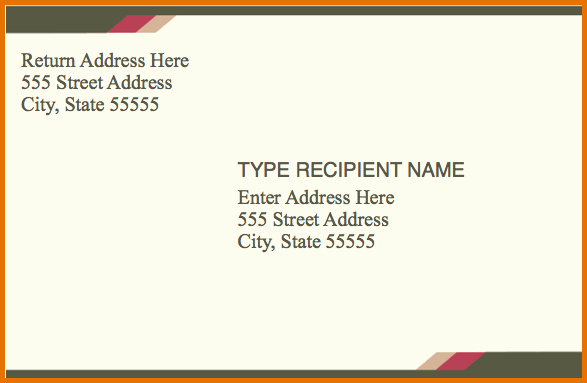Free Printable Shipping Label Templatereference Letters