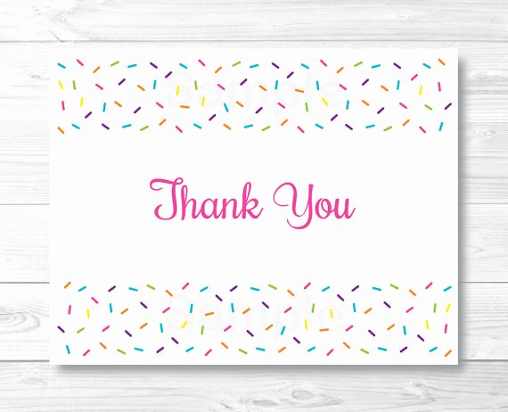 Free Printable Thank You Card Template Perfect Ideas White