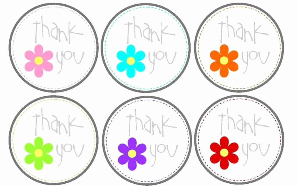 Free Printable Thank You Tags – Craftbnb