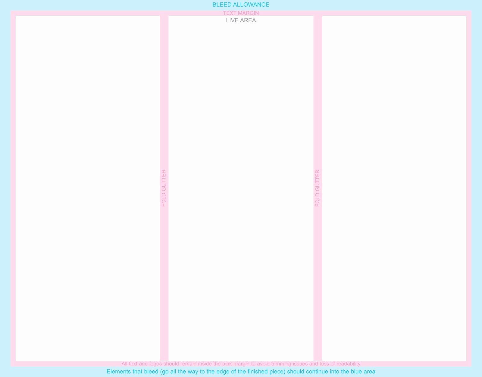 Free Printable Tri Fold Brochure Templates