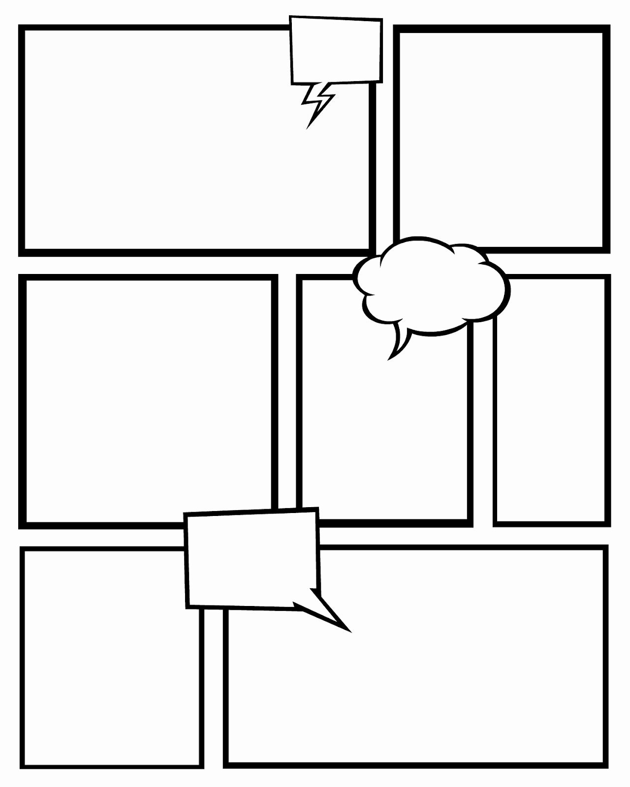 Free Printables Ic Strips to Use for Story Telling 3