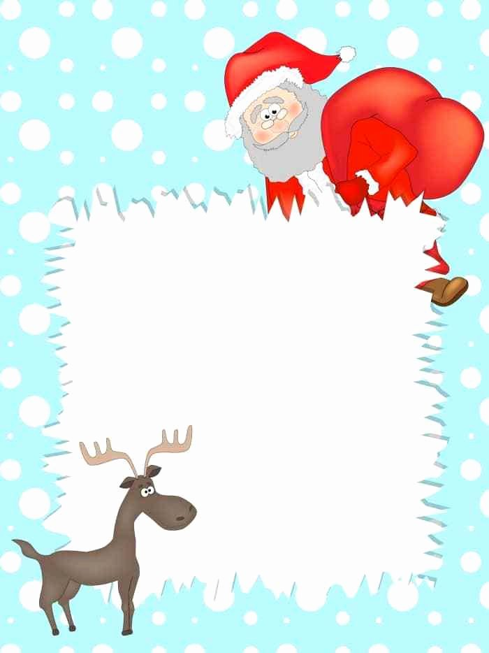 Free Printables Letter to Santa Templates and How to