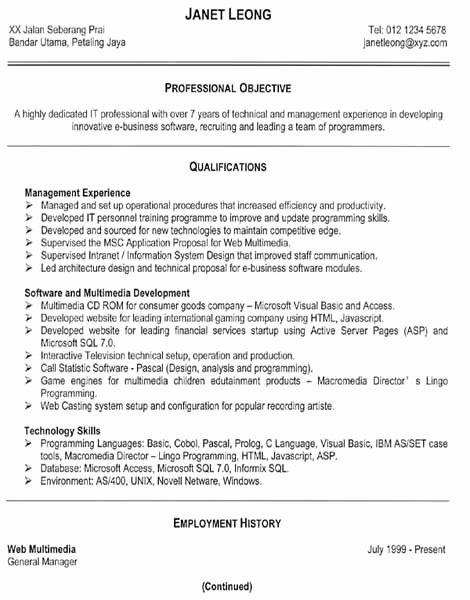 Free Professional Resume Builder Line Professional