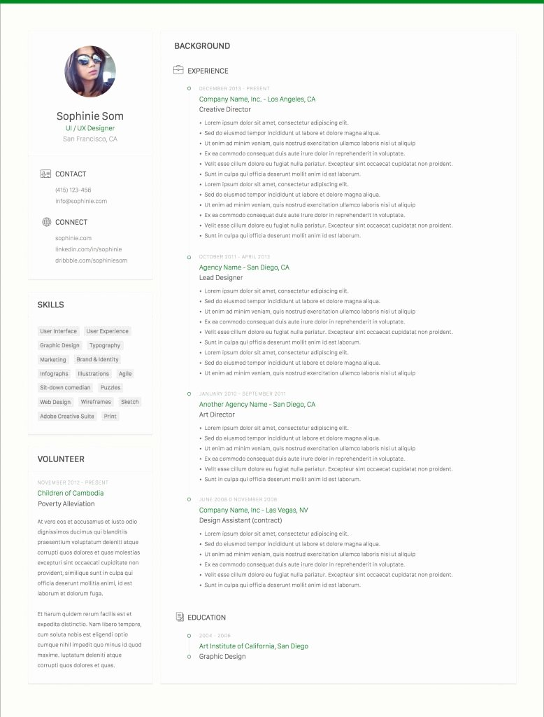 Free Resume Builder App for android 2018 Apps for Resume