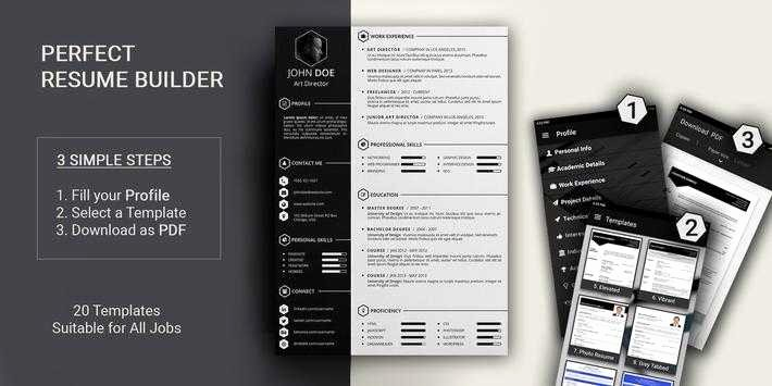 Free Resume Builder Pdf & Plete Guide Example