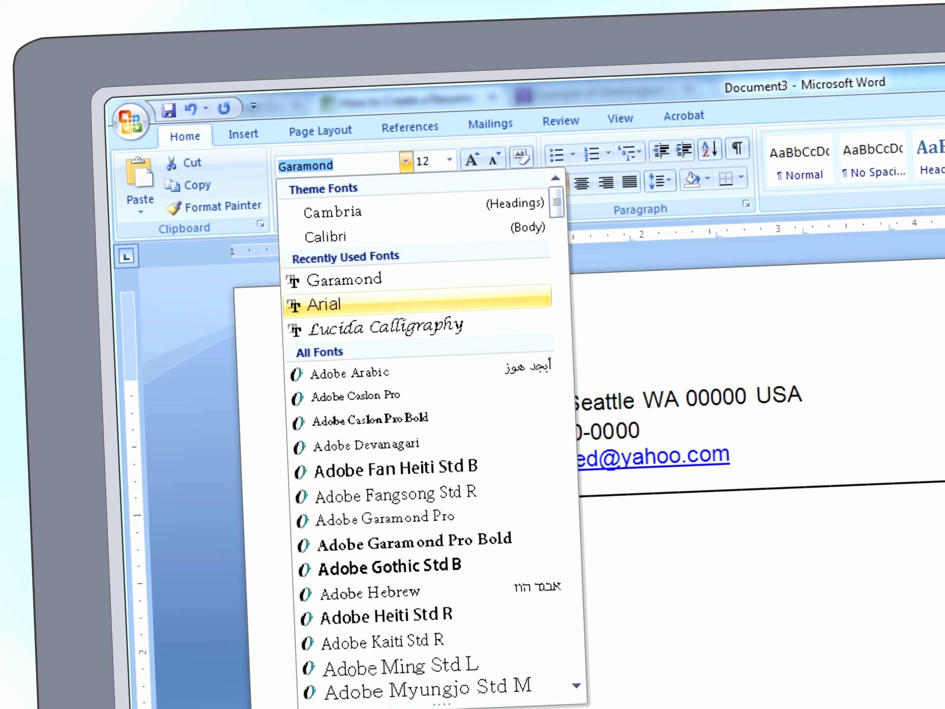 Free Resume Maker software Resume Maker software April
