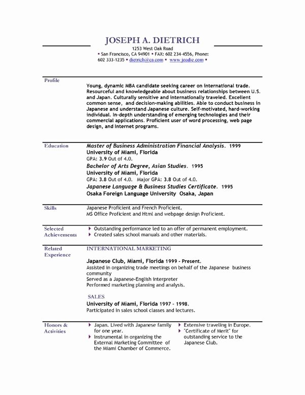Free Resume Template Downloads Beepmunk