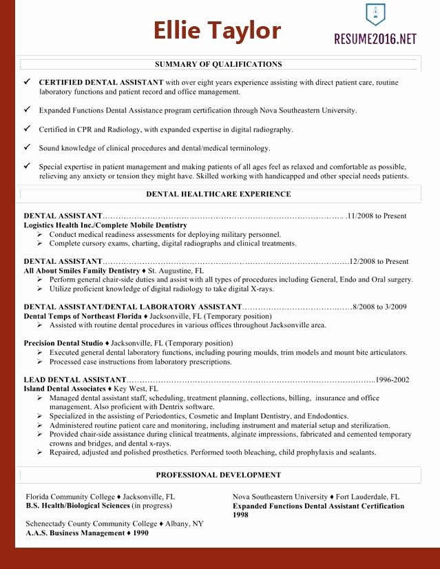 Free Resume Templates 2016