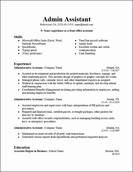 Free Resume Templates Hirepowers