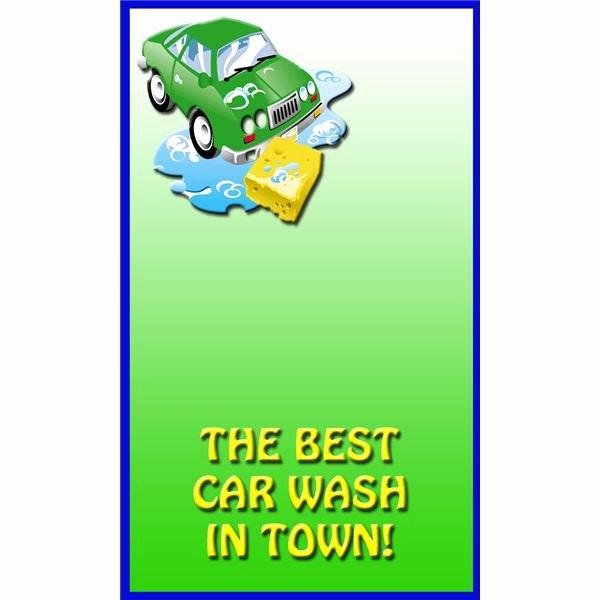 Free Sample Car Wash Flyer Templates