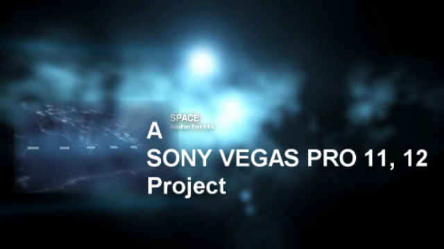 Free sony Vegas Intro Template
