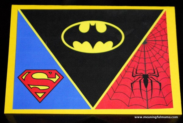 Free Superhero Party Printables – A to Zebra Celebrations