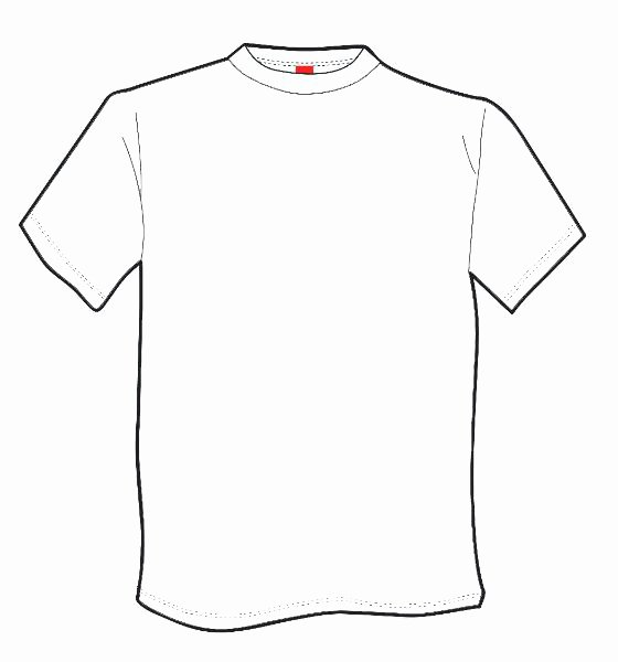 Free T Shirt Printable Template Download Free Clip Art