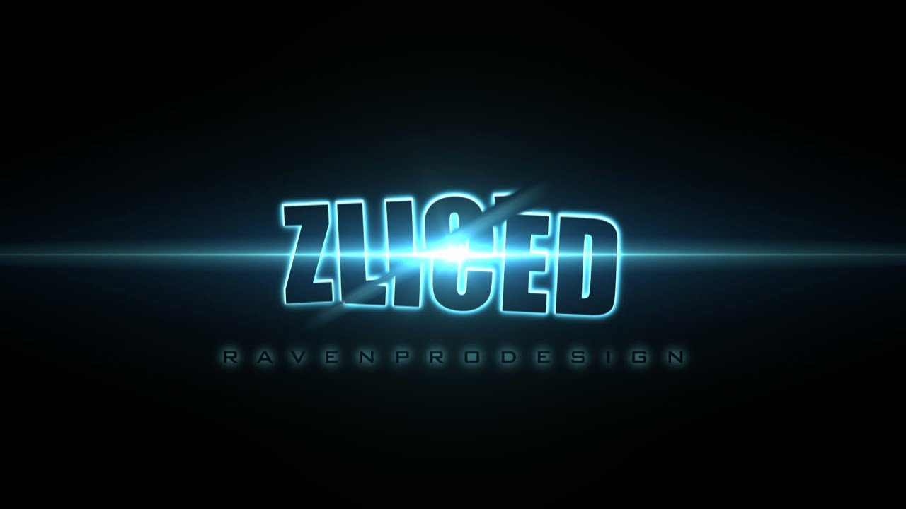 "Free Template Trailer for sony Vegas Pro 11 ""zliced"