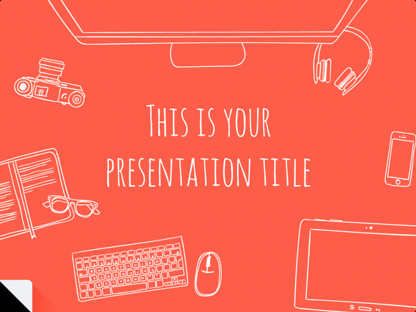 Free Templates for Powerpoint Google Slides Technotes
