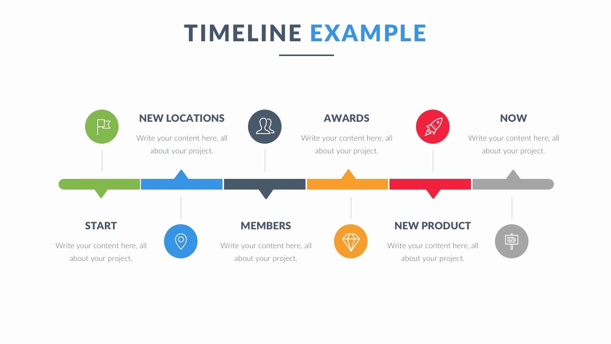 Free Timeline Google Slides Templates Slidesmash