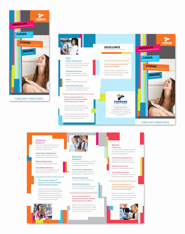 Free Tri Fold Brochure Templates Microsoft Word Csoforum
