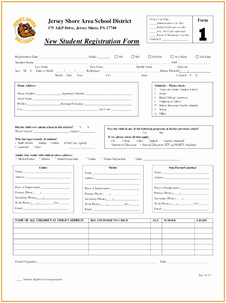 Free Vbs Registration form Template Vbs Free Sunday School