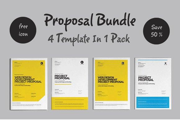 Free Web Design Proposal Template