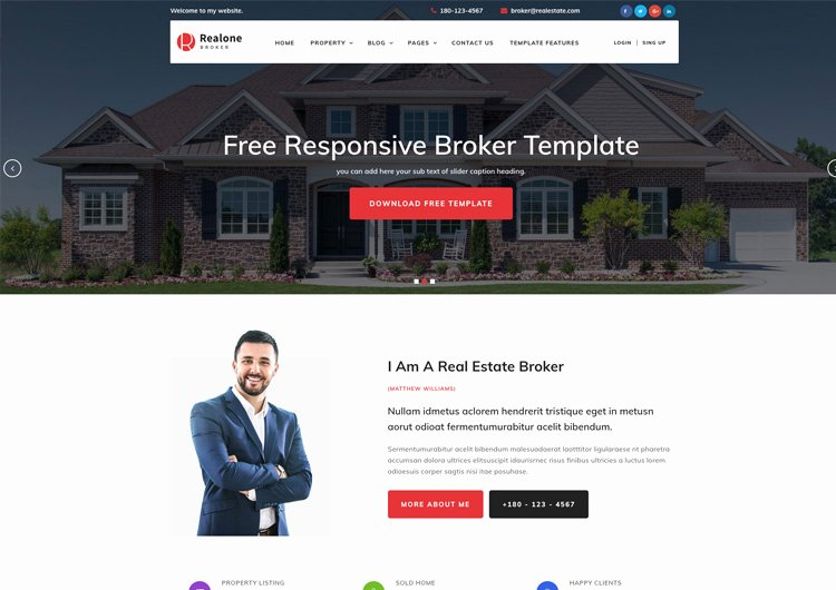 Free Website Templates Archives Ease Template