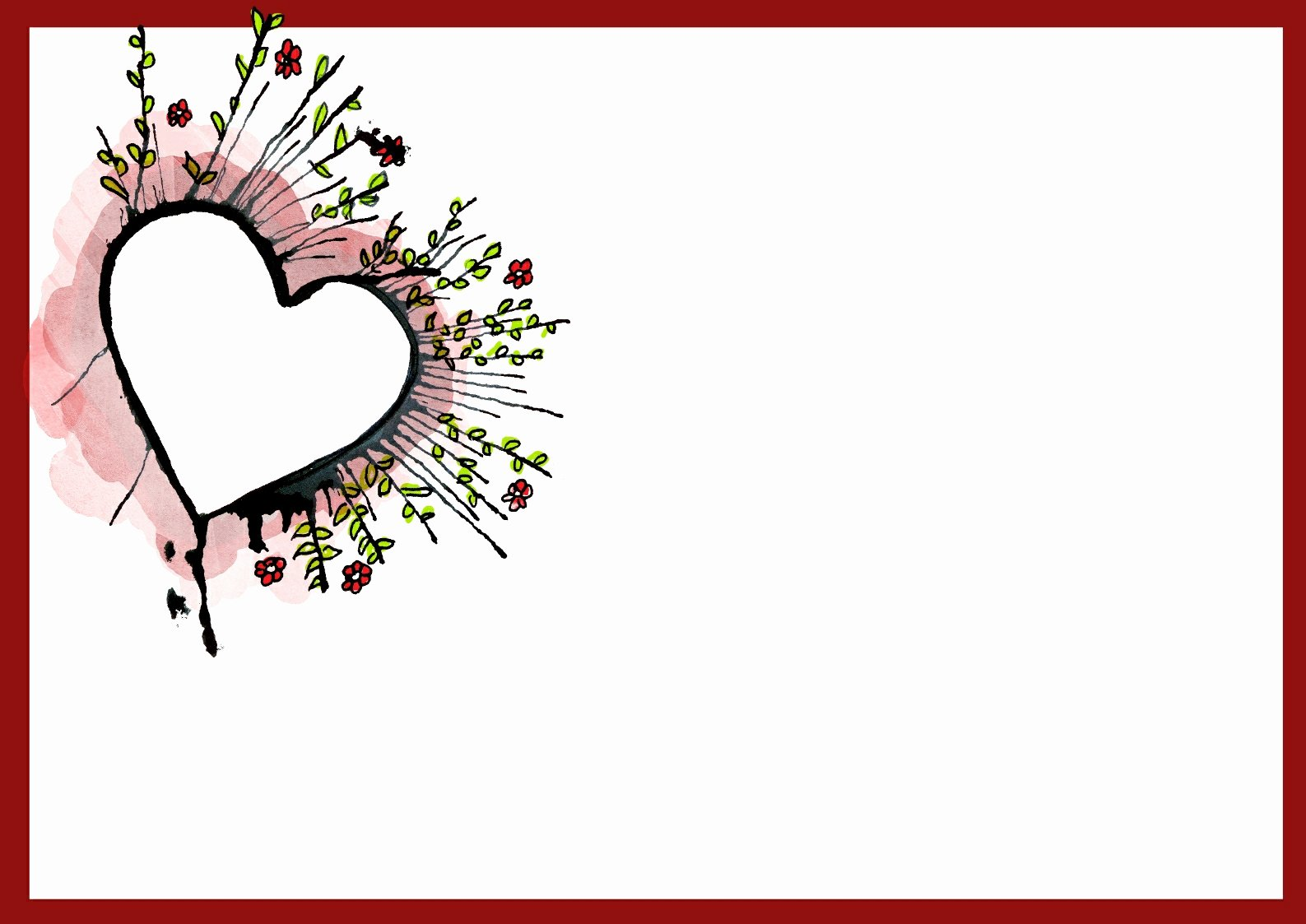 Free Wedding Borders for Word Clipart Best
