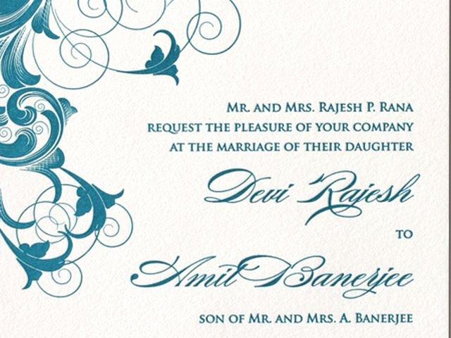 Free Wedding Invitations Templates