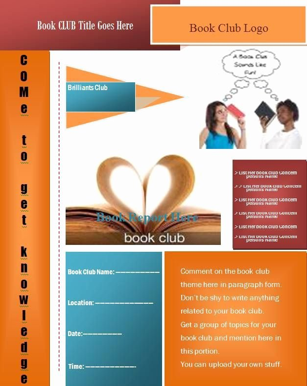 Free Word Flyer Template Download event Templates and