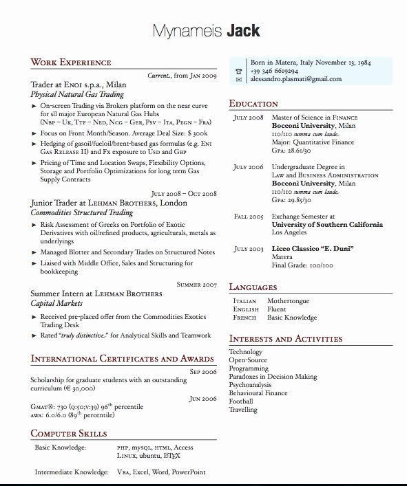Freelance Writer Resume Sample