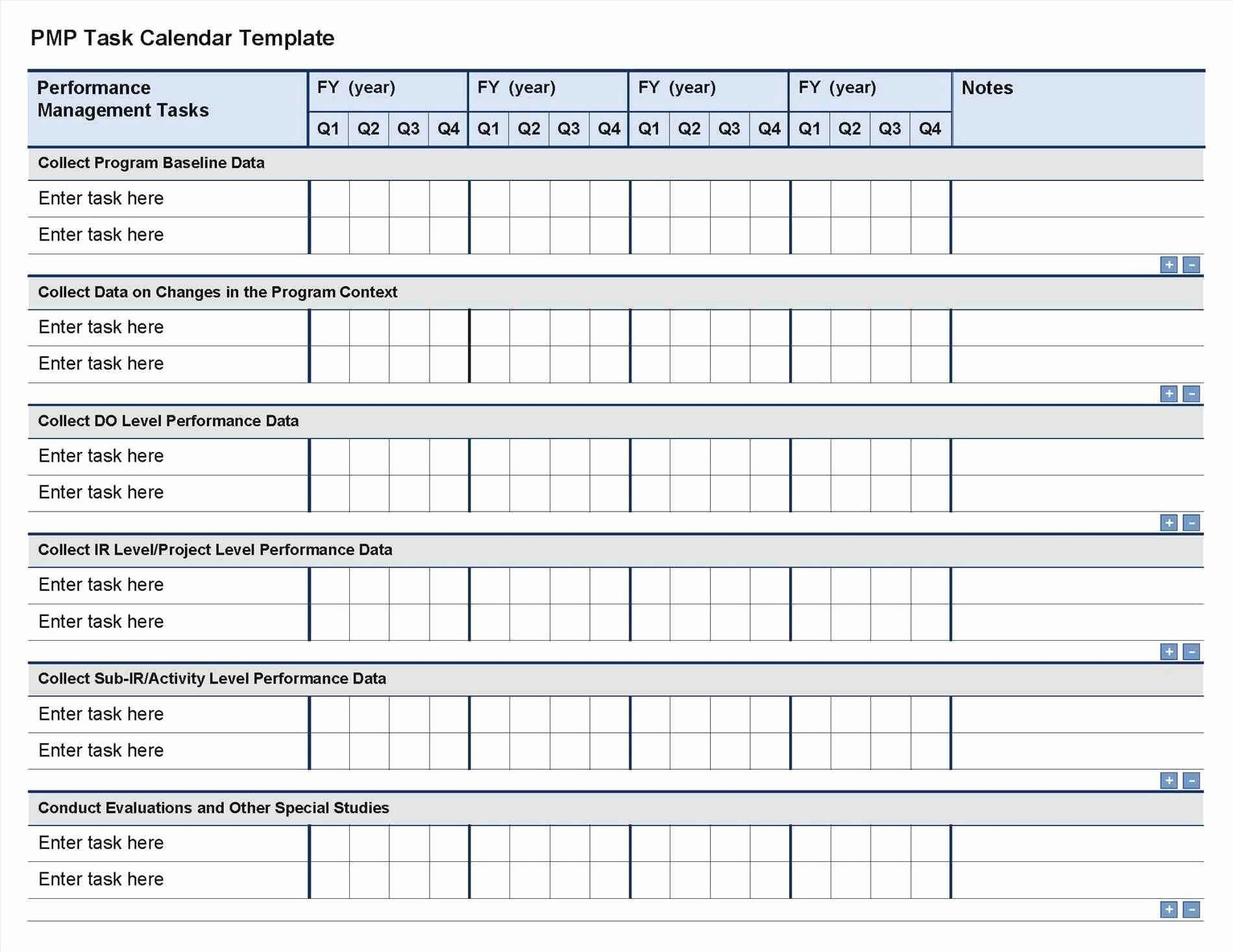 Fresh Project Plan Template for Google Sheets