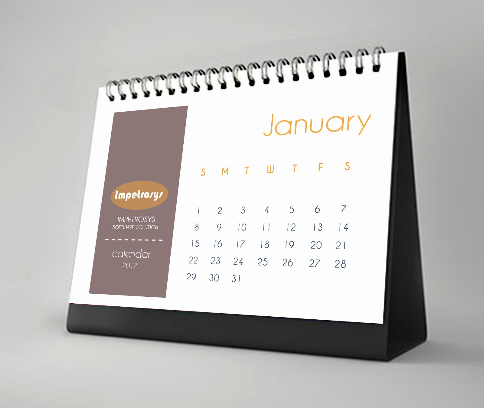 Fresh Wall Calendar Design Ideas