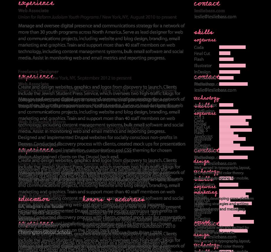 Front End Web Developer Resume Easychessfo