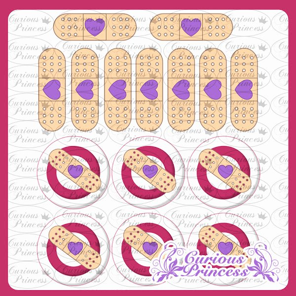 Frozen Party Free Printable Food Labels