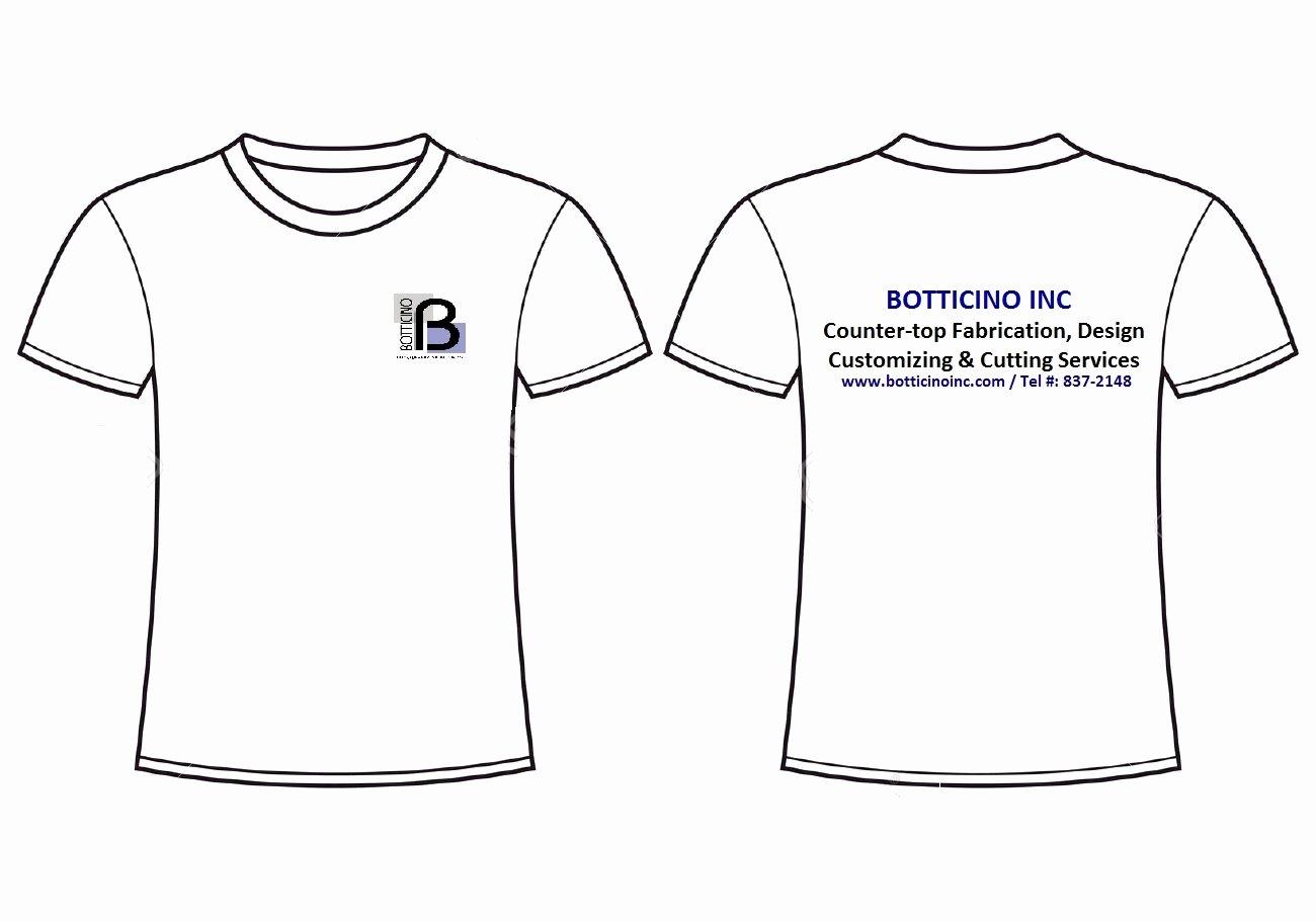 Full Size T Shirt Template Template Design Ideas
