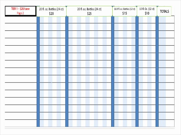 Fundraiser order Template – 15 Free Excel Pdf Documents