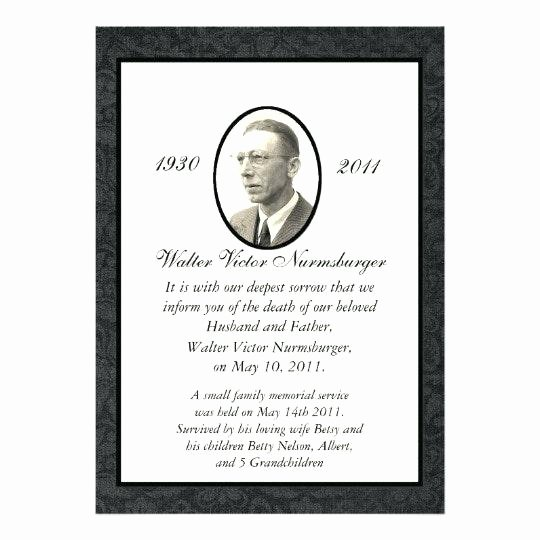 Funeral Invitation Template Uk Templates Image Result for
