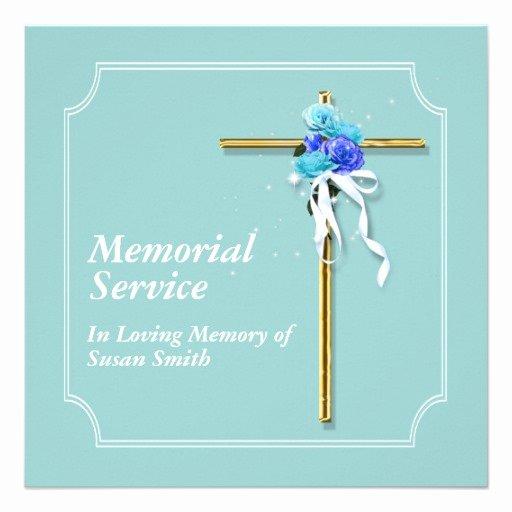 Funeral Service Invitation Wording