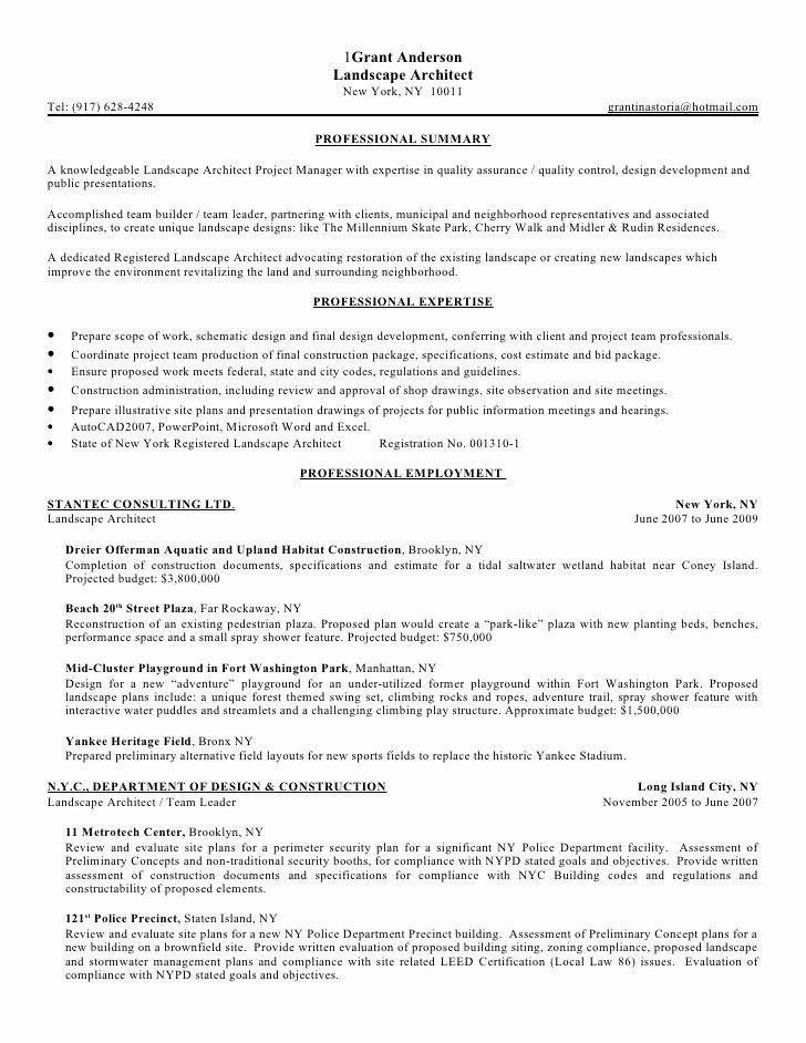 Gala Resume Summary