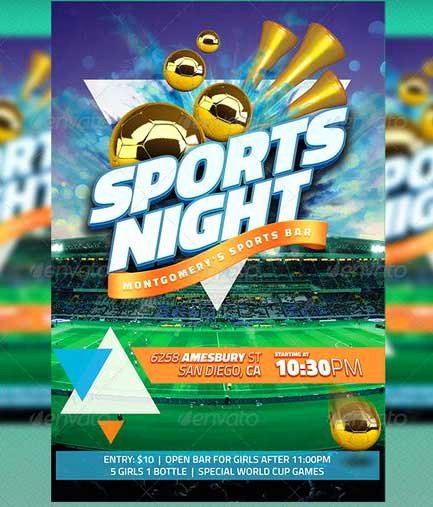 Game Night Flyer Template Yourweek Eca25e