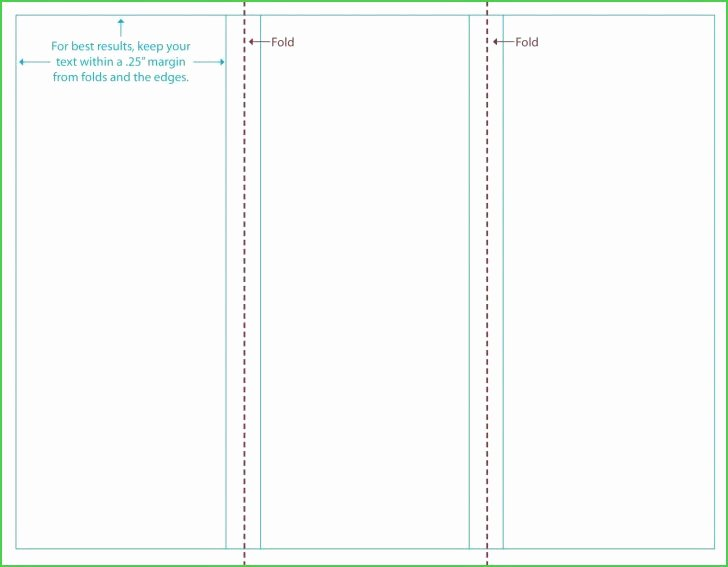 Gate Fold Template Template Design Ideas