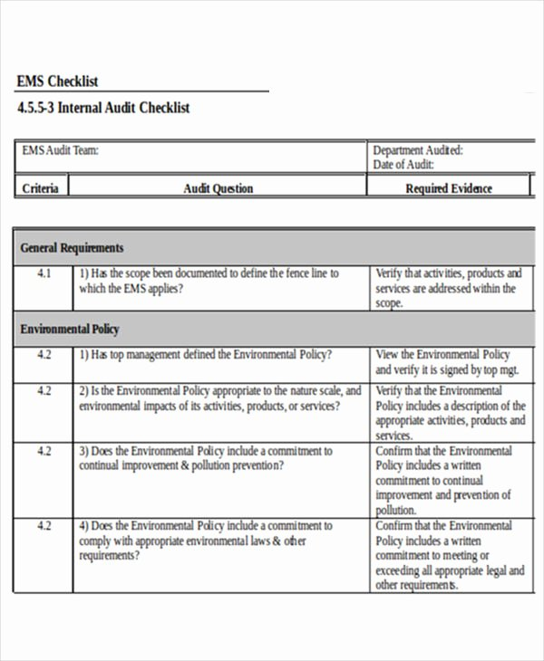 General Contractor Checklist Template Celowithjo