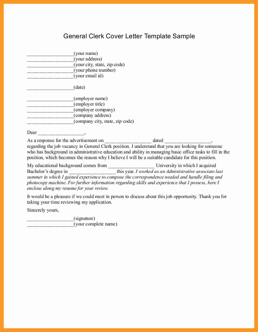 10 Cover Letter Templates and Examples Free Word Pdf – Latter